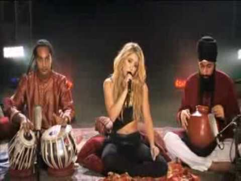 Shakira - Gypsy[OFFICIAL VIDEO HQ]