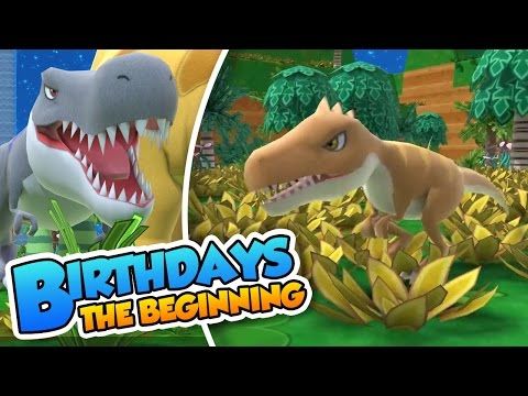 ¡Los primeros dinos! - #03 - Birthdays the Beginning (PC) DSimphony