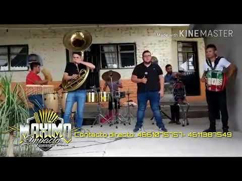 Huapango El tenebroso- Máximo Impacto Norteño Banda