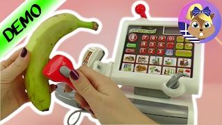 Παιχνίδι στο σουπερμάρκετ με την ηλεκτρονική ταμειακή μηχανή!Demo