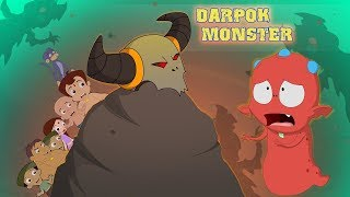 Chhota Bheem - Darpok Monster..
