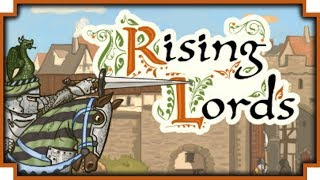 Rising Lords - 02 - (Medieval Turn-Based Strategy Game)