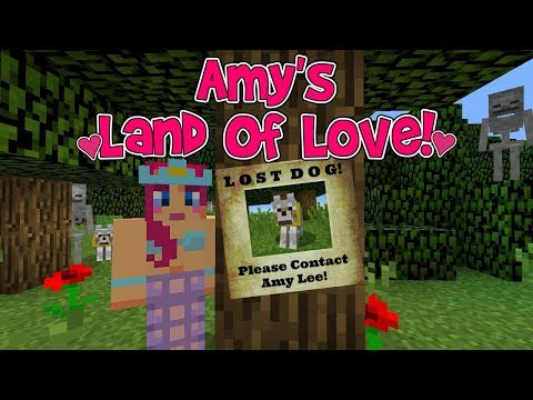 Amy's Land Of Love! Ep.180 LUNA GETS KIDNAPED! | Amy Lee33