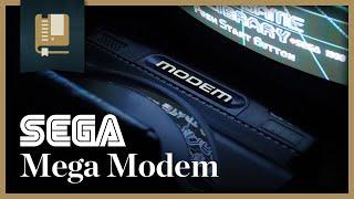 SEGA Mega Modem: Ahead of Its Time | Gaming Historian