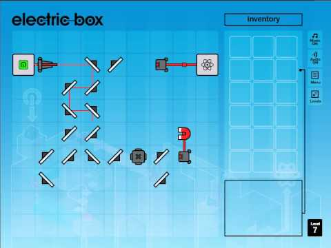 ElectricBox Level 7 Solution YouTube