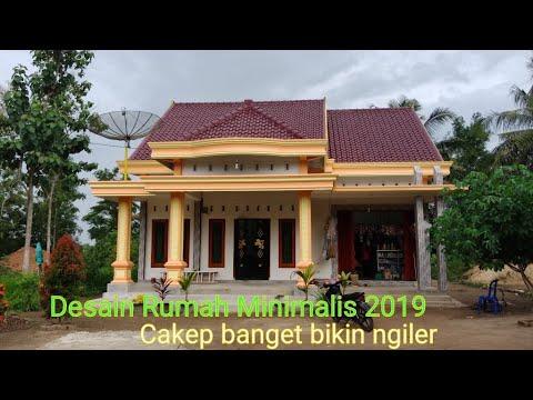 Desain Rumah Minimalis, Sangat Canti, Keren Bikin Ngileer. - YouTube