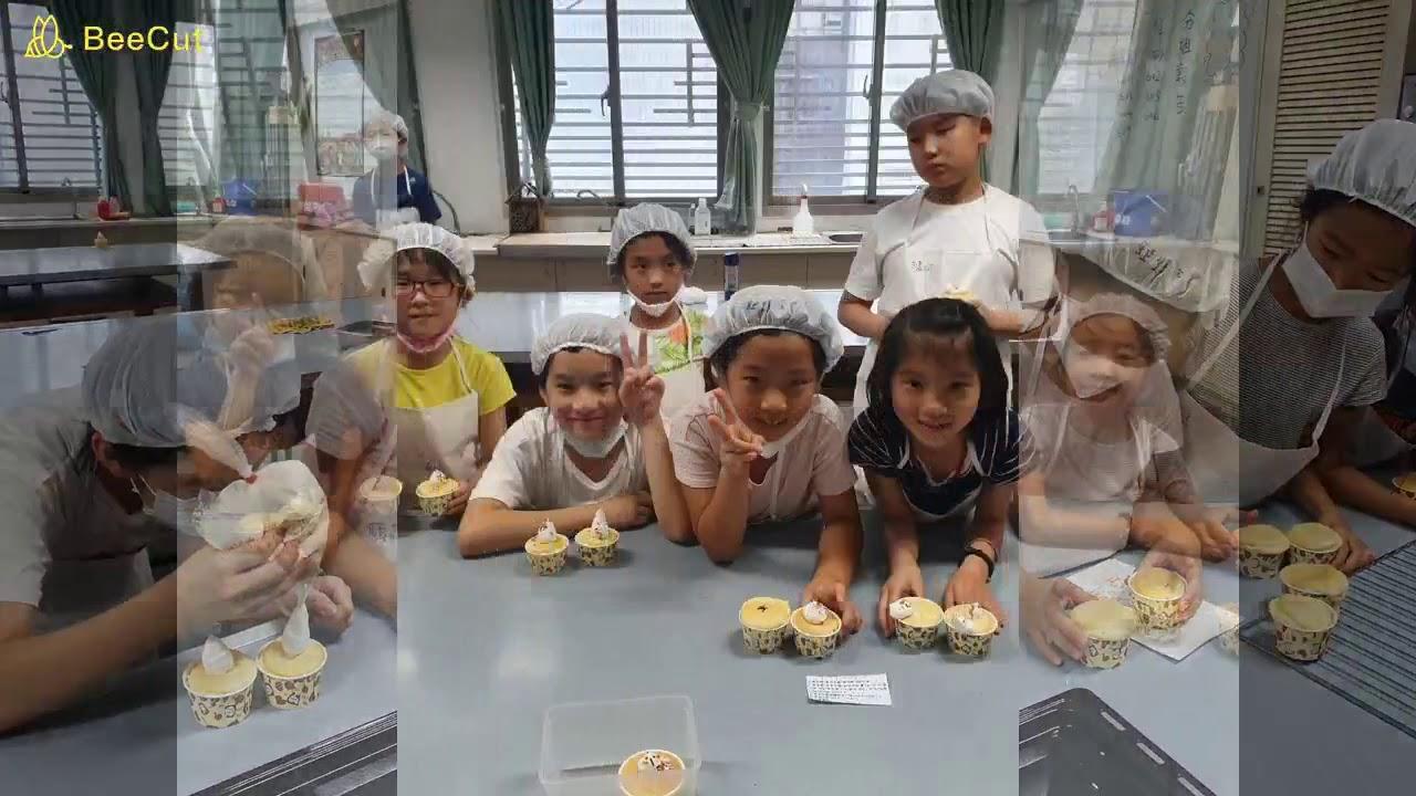 108學年烘焙社團 - YouTube