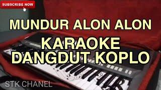 Download lagu Nada Cewe Mundur Alon Alon Karaoke