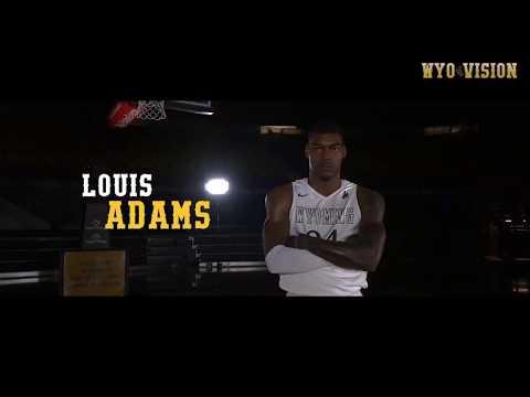 Louis Adams Highlights  University of Wyoming