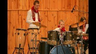 "Festival De Ritmo  - Dave Weckl - Ilya  Varfolomeyev 9 years - Orchestra "" Little Band"""