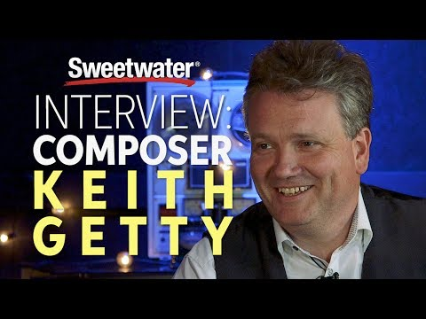 Keith Getty Interviewed by Sweetwater