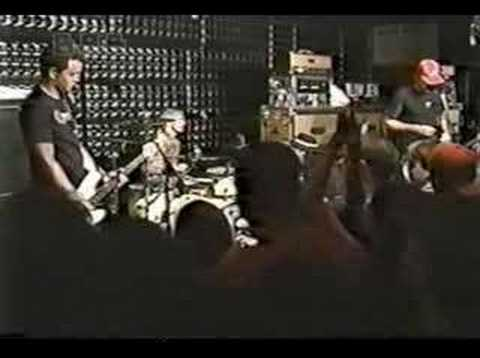 Blink 182 - wendy clear live
