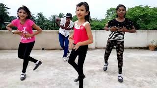 High Rated Gabru Dance Choreography|| Nawabzaade|| Simple Kids Choreo