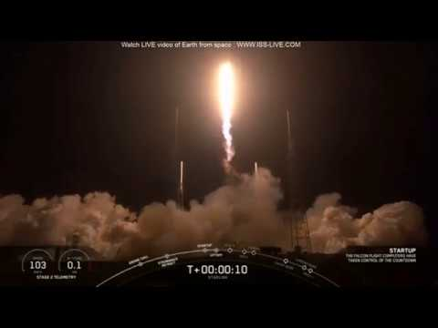 SpaceX Starlink Launch: 60 Satellites Launched At Once!