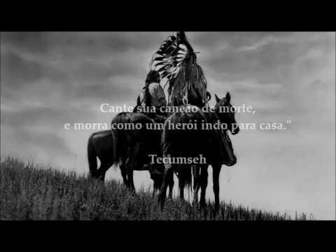 VIVER COM SABEDORIA - Palavras de Tecumseh