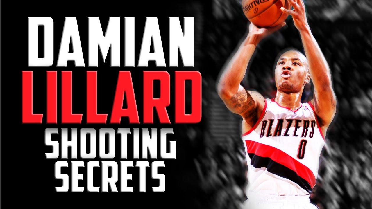 Damian Lillard: NBA Shooting Secrets - YouTube