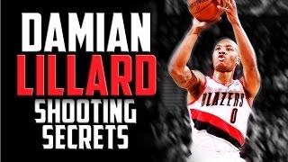 Damian Lillard: NBA Shooting Secrets