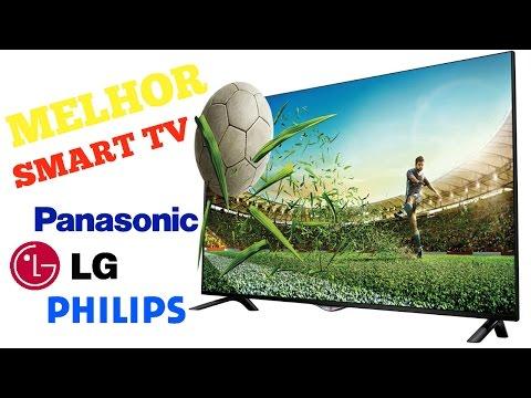 Assista: Melhor Smart TV até R$2.000,00