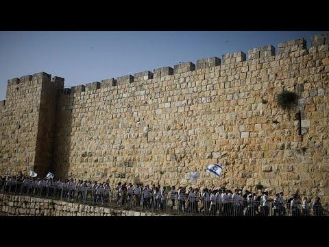 القدس: القوميون اليهود يستعدون للخروج في -مسيرة الأعلام- والفصائل الفلسطينية تدعو لـ-يوم غضب-  - 09:55-2021 / 6 / 15