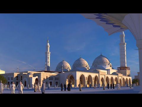 The Mosque of The Custodian  Of The Two Holy Mosques KING ABDALLAH BIN ABDEL AZIZ