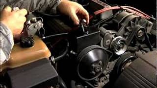 Checking and Adjusting Power Steering Fluid