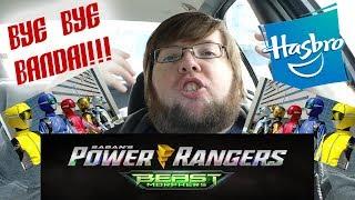 Bye Bye Bandai! Hello Hasbro! Power Rangers Beast Morphers! | This Week in Toku News