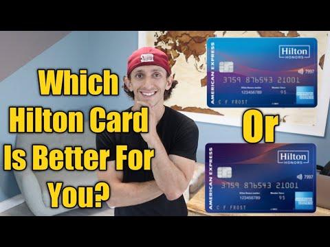 Hilton Surpass Or Hilton Aspire   Which Is The Best Hilton Credit Card?