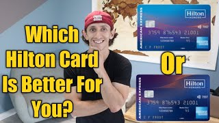 Hilton Surpass Or Hilton Aspire | Which Is The Best Hilton Credit Card?