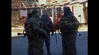 [reenacting] OMOH  в Урус-Мартане (Чечня) январь / февраль 2000 года