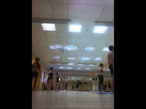 Bikram Yoga Class In Moscow