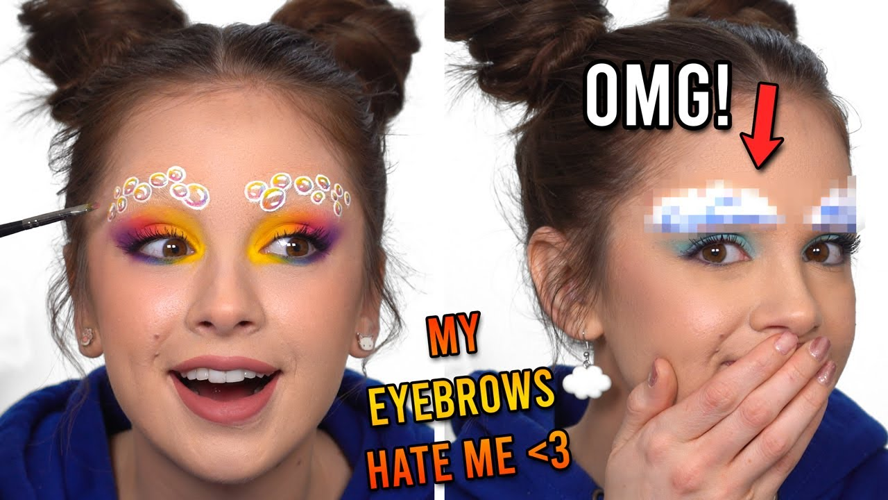 NOT an eyebrow tutorial