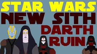 Star Wars Legends: New Sith - Rise of Darth Ruin