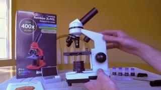 Levenhuk 2L Microscope Video Overview