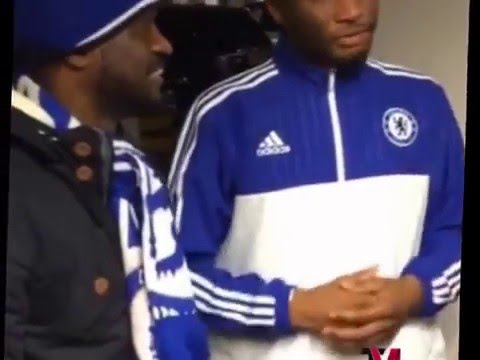 Peter Okoye Was In The Pepsi Football Academy With Mikel?