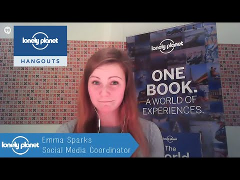 Interview with writer Don George #LPHangout - Lonely Planet travel videos