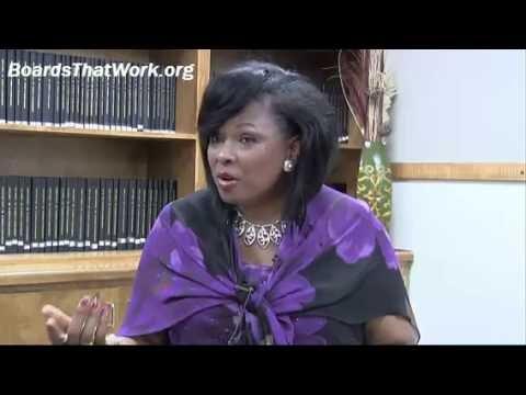 Dr. Lee's Interview with NSBA President Miranda Beard