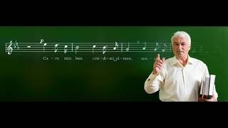 """Italian Pronunciation for Singers - """"Non più andrai farfallone amoroso"""", Mozart (Le nozze di Figaro)"""