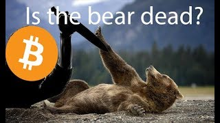 Is Bitcoin going lower or have we expired out of the Bear market.
