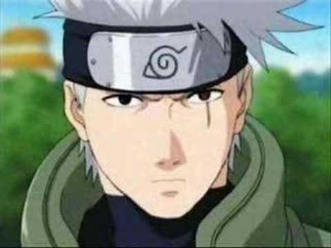 Kakashi real face unmasked - YouTube