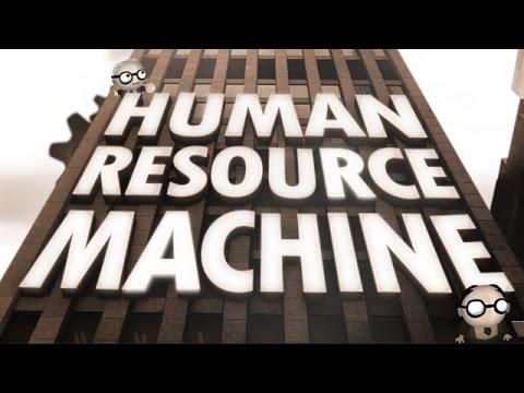 Let's Look At: Human Resource Machine!