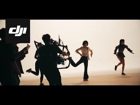 "DJI - Behind the Scenes: SNH48 7senses ""Like a Diamond"""