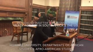 Black Activism in the US & South Africa