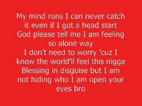 The Prayer- Kid Cudi with lyrics
