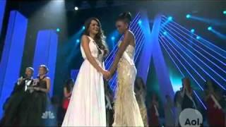 MISS UNIVERSE 2011 WINNER - MISS ANGOLA LEILA LOPES