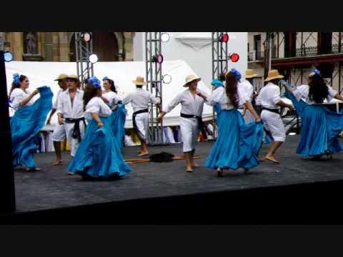 Panama Folk Dance