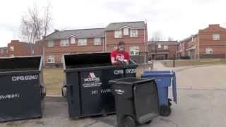 Brock University - Recycling Issue