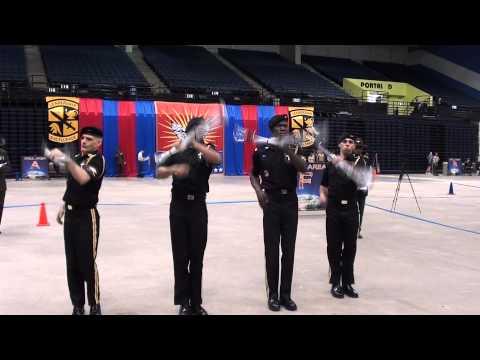 Derochers/Robbins/Ryan/Wilson - 2015 - Group Ex - World Drill Championships