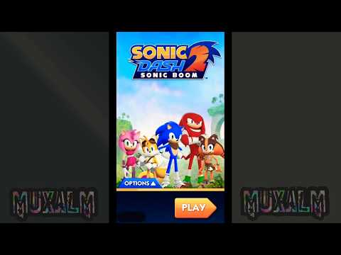 Sonic Dash 2 Cheats Unlimited Red Coins