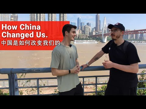 China Changed our Lives Forever ft. This is China // (含中文字幕) // 中国永远地改变了我们的生活