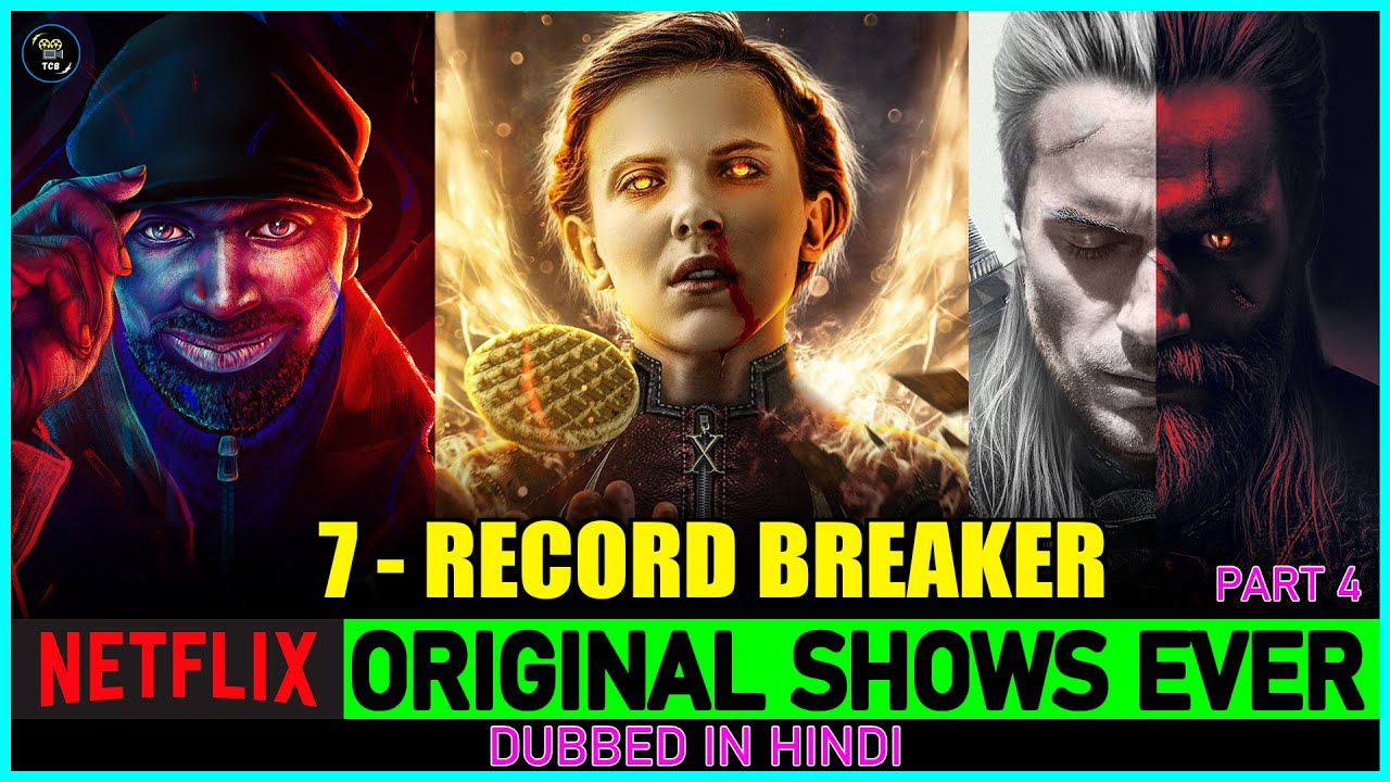 Download TOP 7:Most Popular Netflix Original Shows Ever (Hindi Dubbed) | Most Watched Netflix Shows Ever